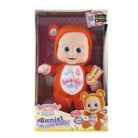 Moje první miminko Bouncin Babies usínáček oranžová - Poškozený obal 2