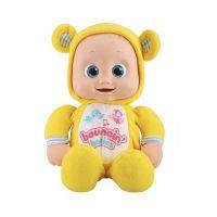 Alltoys Moje první miminko Bouncin Babies usínáček žlutá