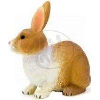 Mojo Animal Planet Králík hnědo-bílý