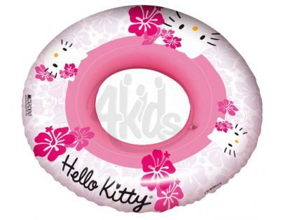 Nafukovací kruh Hello Kitty 50 cm