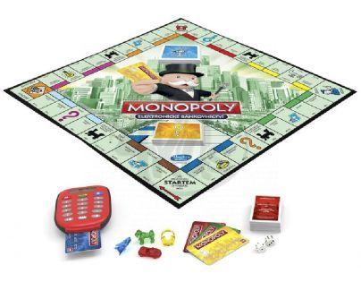 MONOPOLY elektronické bankovnictví CZ (A7444)
