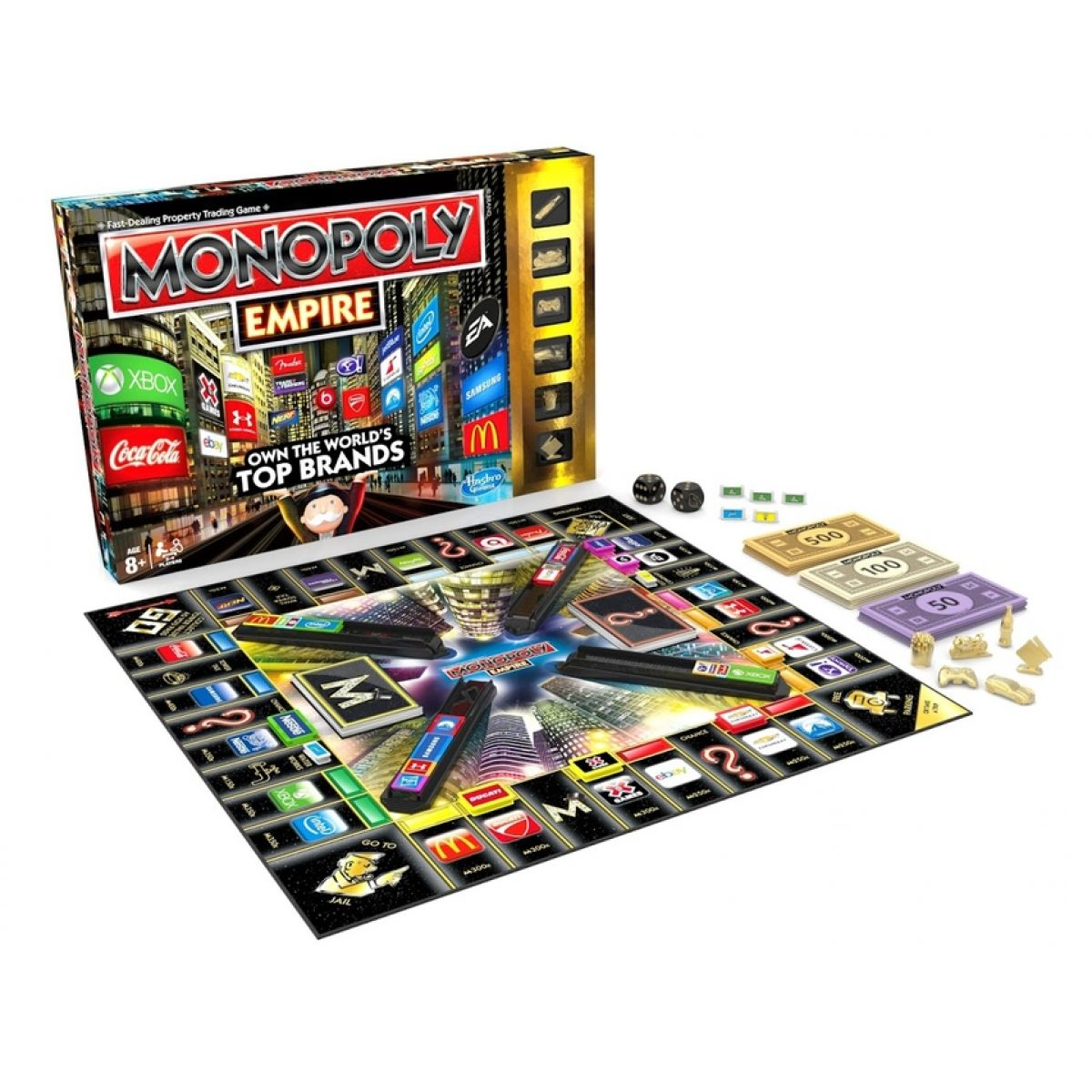 Monopoly Empire CZ (A4770)