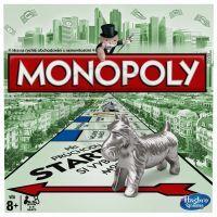 Hasbro 00009 - MONOPOLY STD CZ