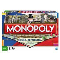 Hasbro 01610 - MONOPOLY Národní Edice