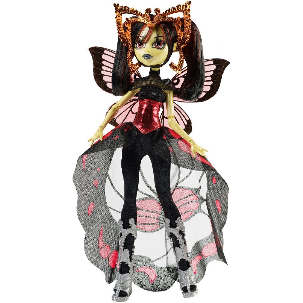 Monster High Bloodway Hvězdné příšerky - Luna Mothews