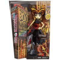 Monster High Bloodway Hvězdné příšerky - Luna Mothews 6