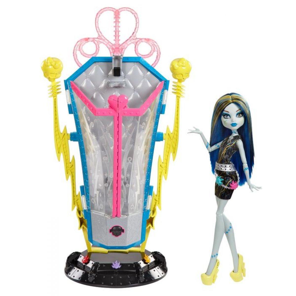Monster High Dobíjecí Frankie