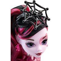 Monster High Monsterka s doplňky do fotokoutku - Draculaura DNX33 4