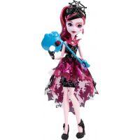 Monster High Monsterka s doplňky do fotokoutku - Draculaura DNX33 6