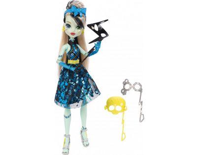 Monster High Monsterka s doplňky do fotokoutku - Frankie Stein DNX34