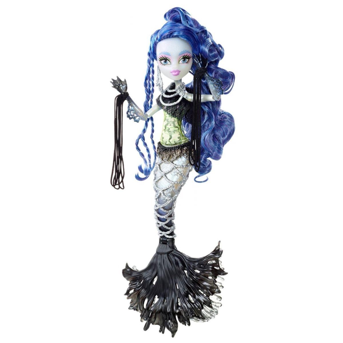 Monster High Monstrozní splynutí Noví kříženci - Sirena Von Boo