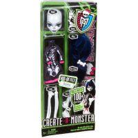 Monster High Sestav si příšerku Doplňky - Kostra 2
