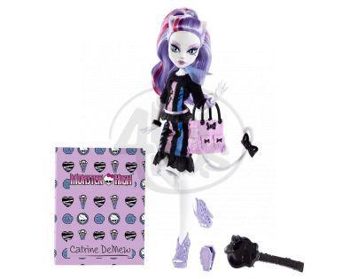 Monster High Příšerky - Catrine Demew