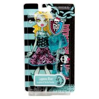 Monster High  Y0584 Monster hadříky - Lagoona Blue 5