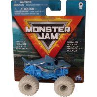 Monster Jam Sběratelská auta 1:70 Megalodon Bílá kola