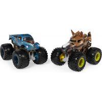 Monster Jam Sběratelská auta dvojbalení 1:64 Horse Power a W