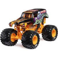 Monster Jam Sběratelská Die-Cast auta 1:24 Grave Digger oranžová konstrukce 2