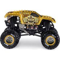 Monster Jam Sběratelská Die-Cast auta 1:24 Max-D zlatý