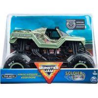 Monster Jam Sběratelská Die-Cast auta 1:24 Soldier Fortune 5