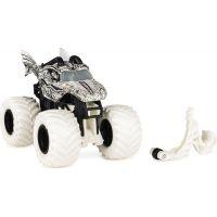 Monster Jam Sběratelská Die-Cast auta 1:64 Dragon černobílý