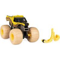 Monster Jam Sběratelská Die-Cast auta 1:64 Earth Shaker žlutý
