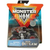 Monster Jam Sběratelská Die-Cast auta 1:64 Iron Outlaw