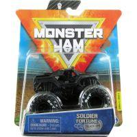 Monster Jam Zberateľská Die-Cast autá 1:64 Soldier Fortune