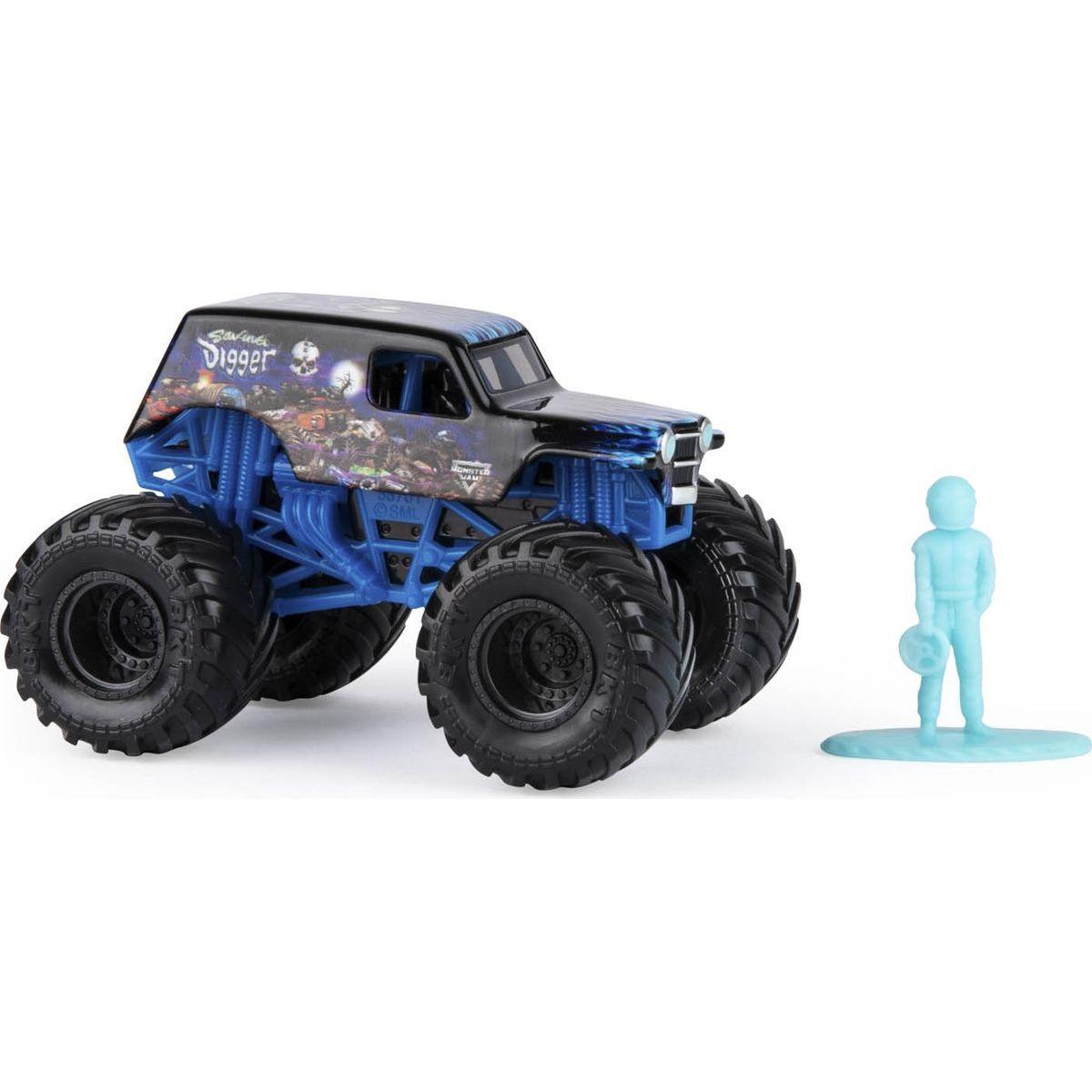 Monster Jam Sběratelská Die-Cast auta 1:64 Son-uva Tigger