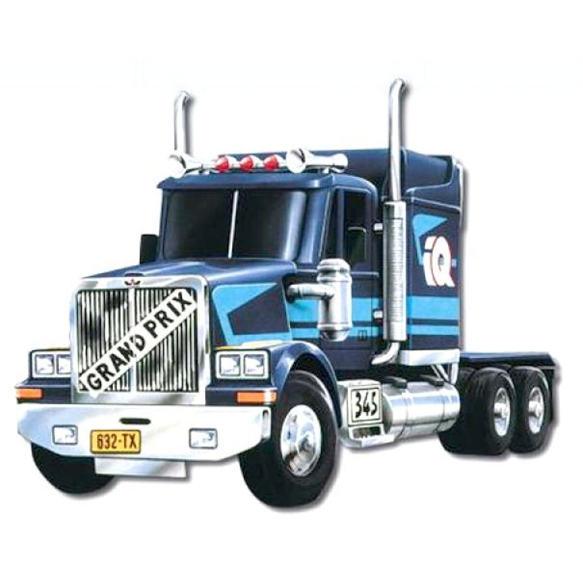 Monti System 43 Racing Truck 1:48