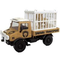 Vista - Mercedes Unimog - Safari