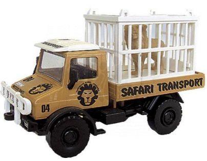 Vista - Mercedes Unimog - Safari