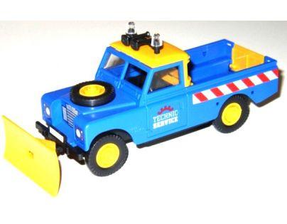 Monti System 01 Technik Service Land Rover