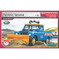 Monti System 01 Technik Service Land Rover 2