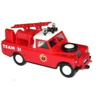 Vista 0101-3 - Stavebnice Monti 03 Team 21 Land Rover 1:35