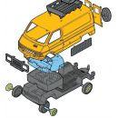 Monti System 04 Renault Trafic Kenya Safari 2