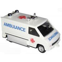 Vista 0102-6 - Plastový model Renault Trafic Ambulance