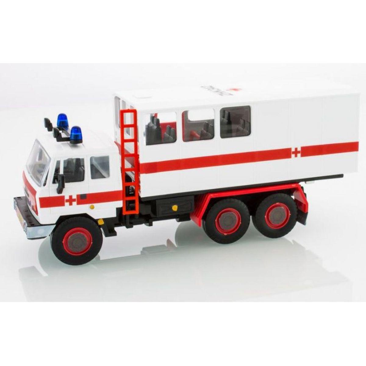 Monti System 12.3 Tatra 815 Ambulance Záchranná služba 1:48 Vista