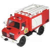 Vista 0106-16 - Stavebnice Monti 16 Fire Brigade Mercedes Unimog 1:48