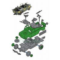 Monti System 29 Terénní auto Commando 2