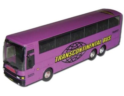 Monti System 32 Transcontinental bus