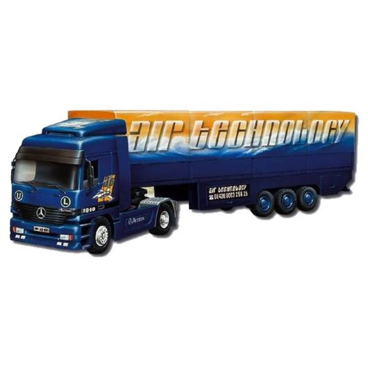 Monti System 54 Air Technology Actros L