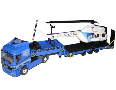 Monti System 58 Actros Helitrans 1:48