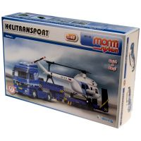 Monti System 58 Actros Helitrans 1:48 2