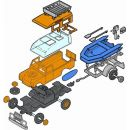 Monti System 63 Adriatic Terénní auto 3