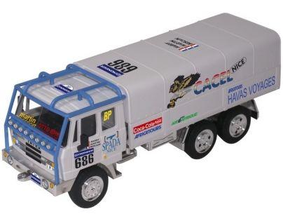 Monti System 75 Tatra 815 doprovod Rallye 1988