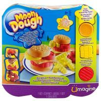 Moon Dough Burgery
