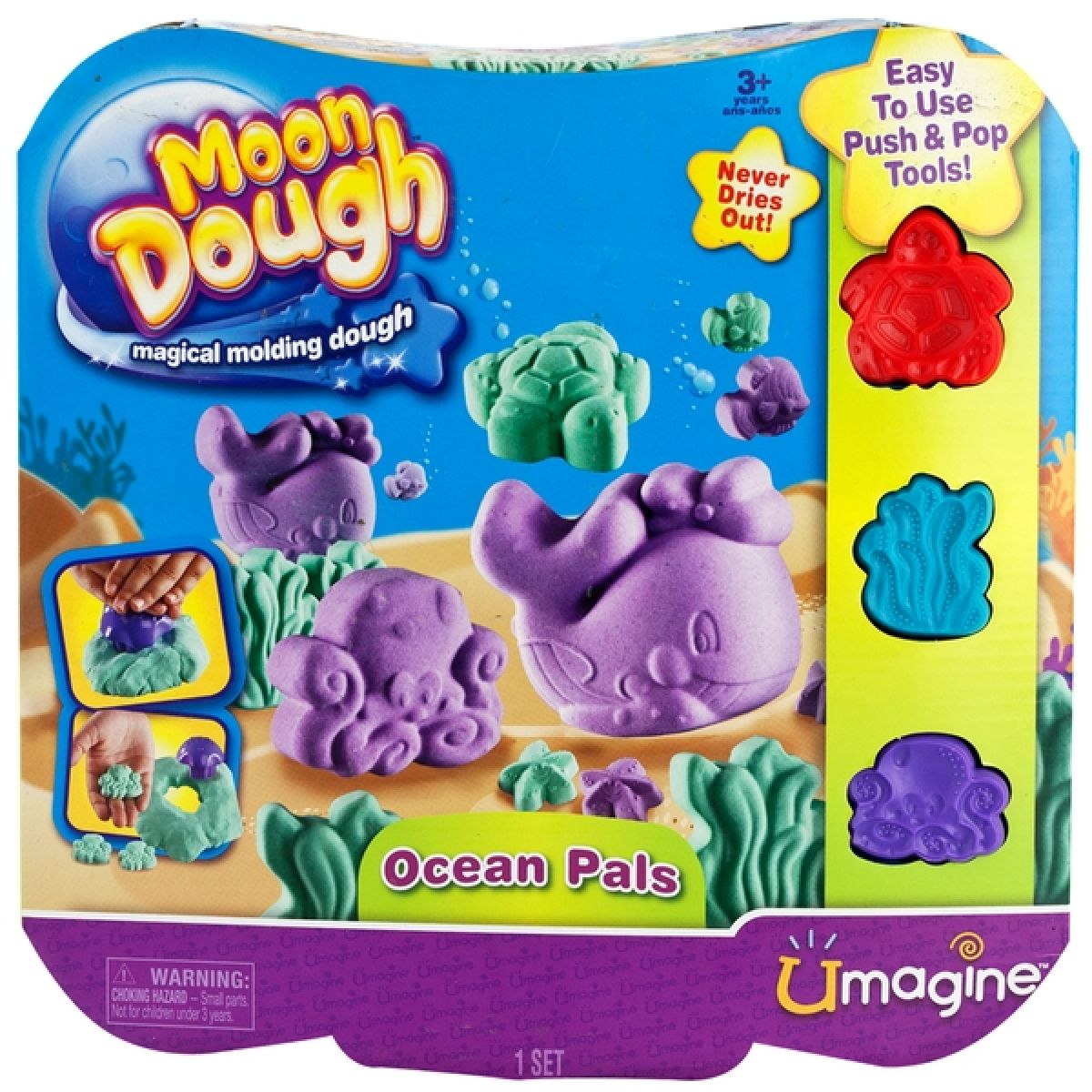 Moon Dough sada Oceán