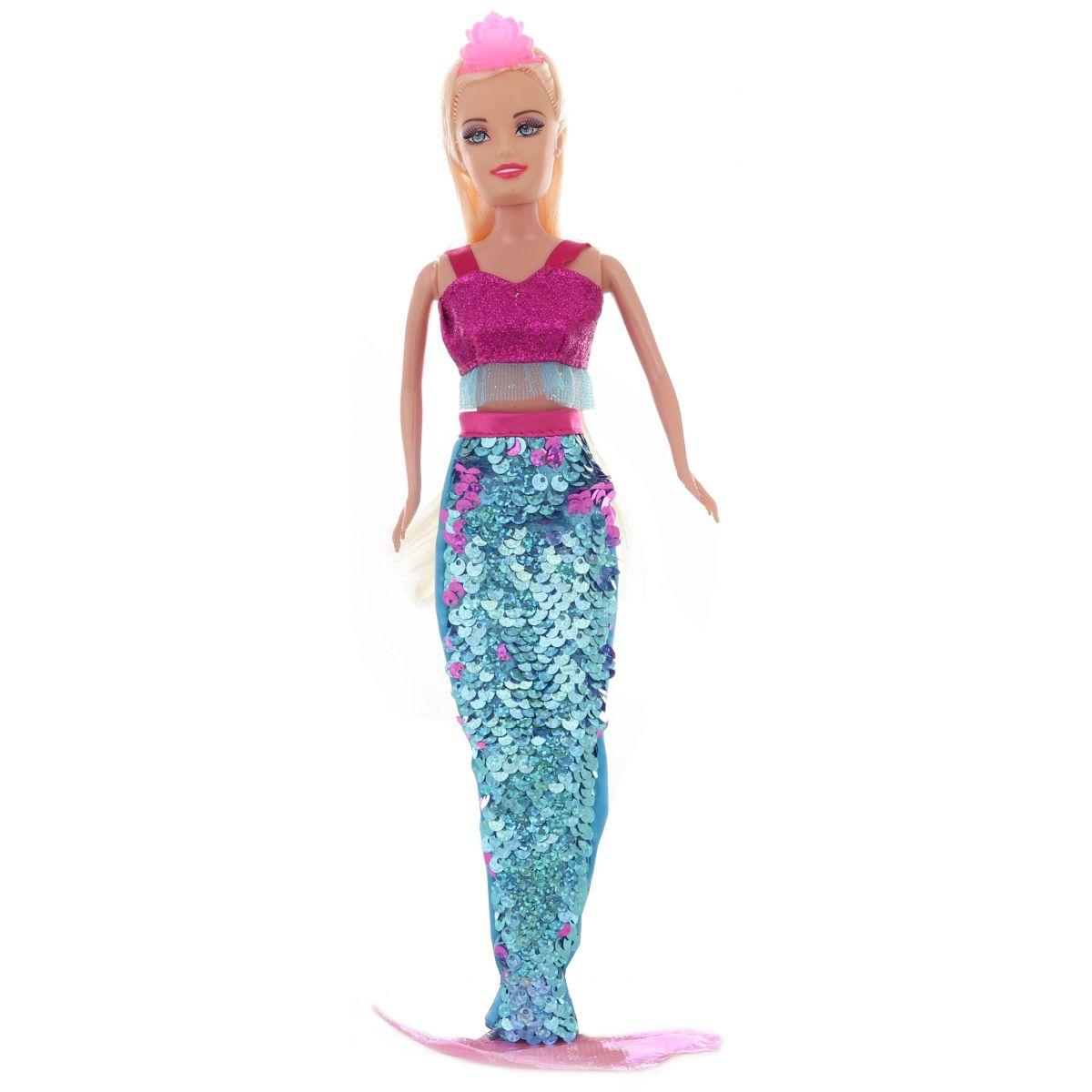 Mořská panna flitry
