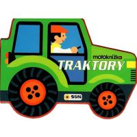 Sun Motoknížka Traktory leporelo