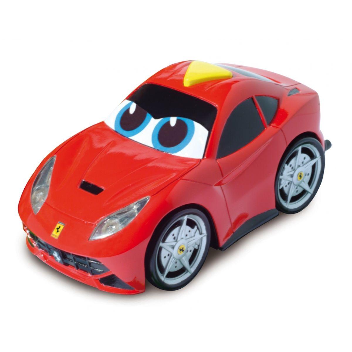 Motorama Auto Ferrari Berlinetta se zvukem a světlem - Červená
